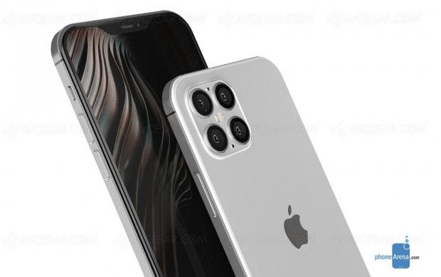 Quatre iPhone 12 5G à la rentrée prochaine ?