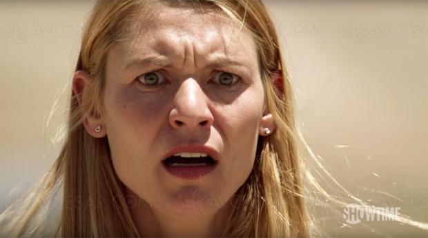 Homeland saison 8, dernière « Danes », bande-annonce