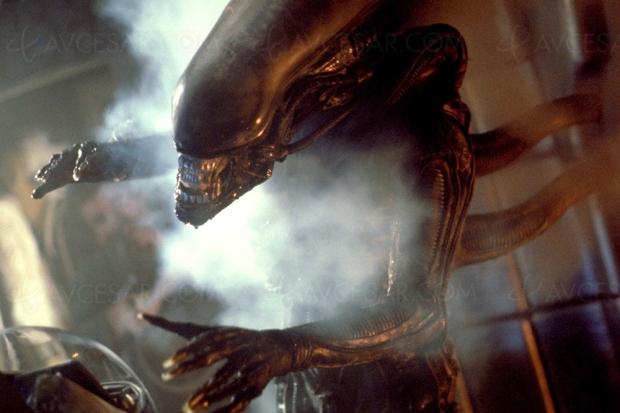 Une nouvelle version d'Alien avec de nouveaux personnages et une créature différente