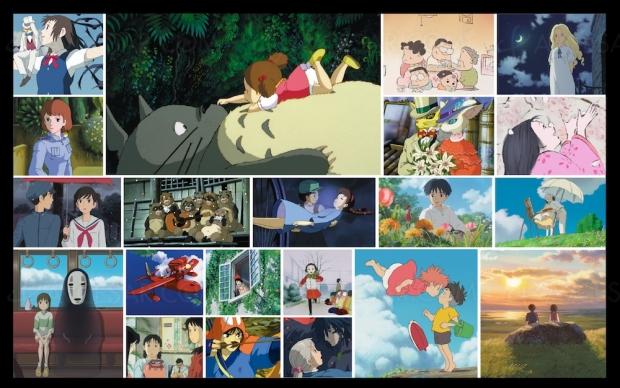 Totoro, Mononoke, Chihiro et tout Ghibli sur Netflix