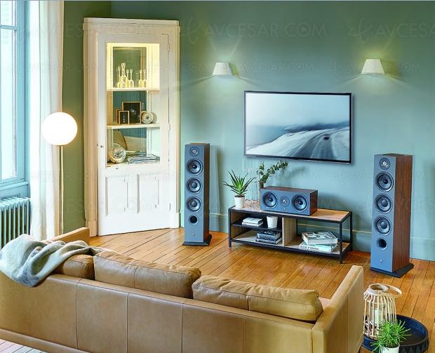 Focal Chora 826‑D, complément de gamme Home Cinéma à prix accessible