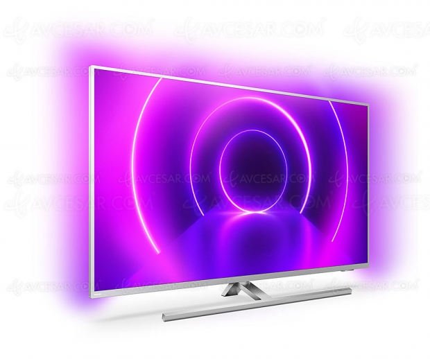 TV LED Philips PUS8545 The One Performance, 43''/50''/58''/65'' et 70''