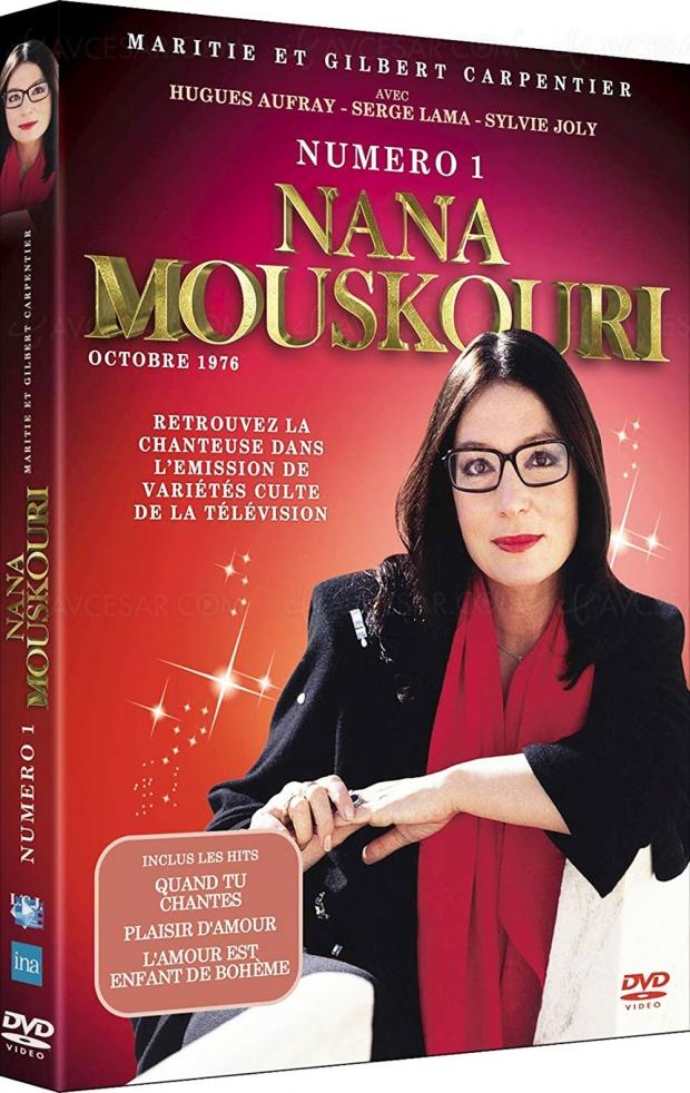 Nana Mouskouri, numéro 1 chez Maritie et Gilbert Carpentier