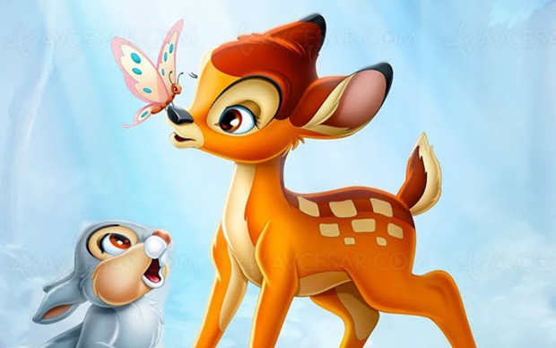 Disney prépare Bambi live !