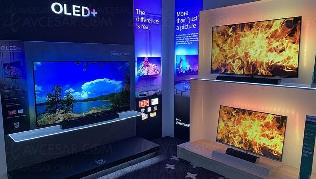 TV Philips HDMI 2.1 avec fonction VRR prévus en 2021