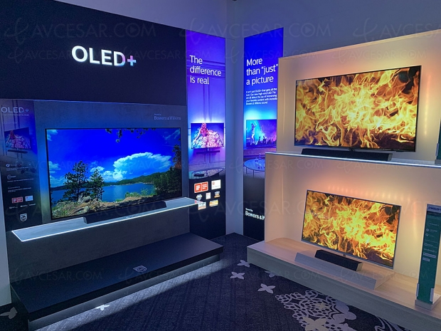 TV LED/Oled Philips FilmMaker Mode, rendez‑vous en 2021
