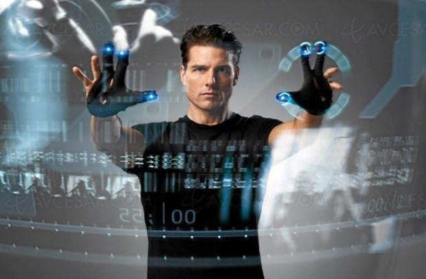 Brevet Apple : contrôler des objets virtuels du bout du doigt
