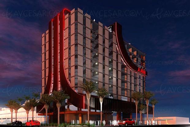 Nouveau secteur d'activité pour Atari : les hôtels !