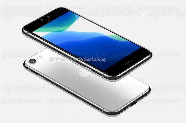 L'iPhone 9 (ou iPhone SE 2), prochaine victime du coronavirus ?