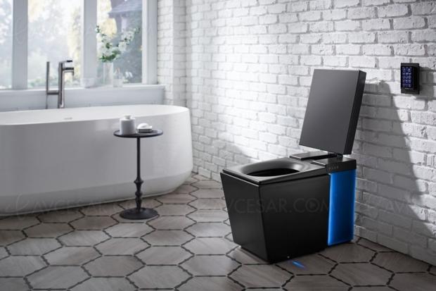 WC connectés, pour ne plus jamais quitter le trône