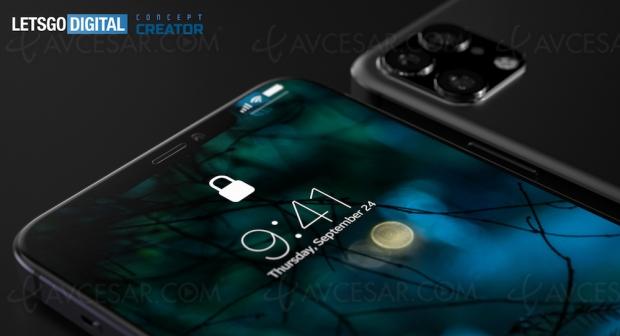 iPhone 12, nouvelles images et vidéo