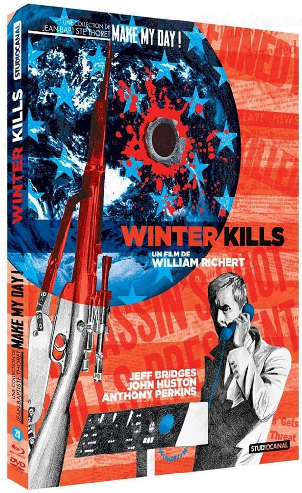 Winter Kills collection Make my Day ! : « à cause d'un assassinat »