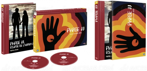 Phase IV : l'unique long métrage du graphiste Saul Bass en coffret Ultra Collector