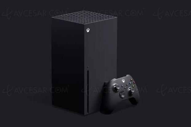 Xbox Series S aux côtés de la Xbox Series X ?