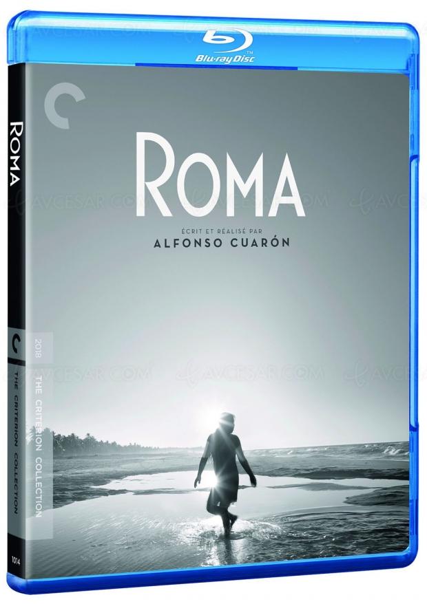 Roma d'Alfonso Cuarón, de Netflix au Blu‑Ray (Dolby Atmos)