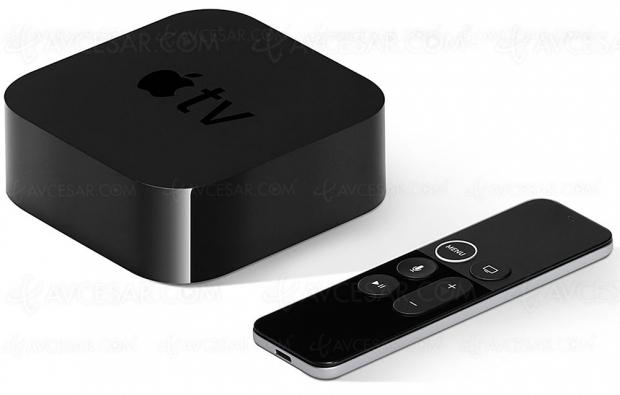 Nouveau boîtier Apple TV en vue ?