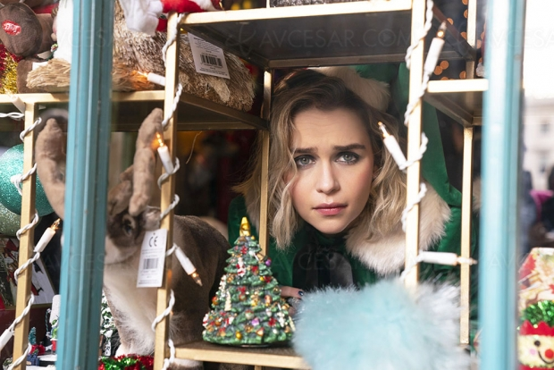 Last Christmas avec Emilia Clarke, la mère des dragons est devenue lutin