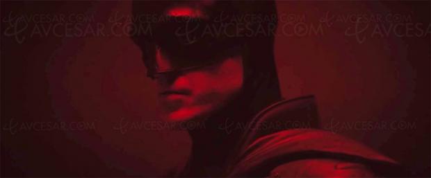 Robert Pattinson dans le costume du prochain Batman, vidéo