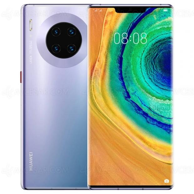 Succès inattendu pour les smartphones 5G, Huawei leader
