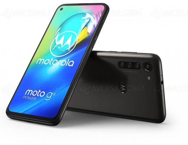Smartphone Motorola Moto G8 Power