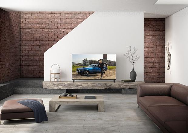 TV LED Ultra HD Panasonic HX940 : 43'', 49'', 55'', 65'' et 75'' annoncés