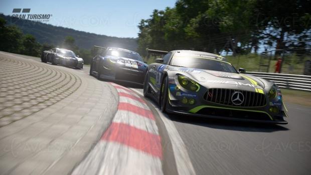 Gran Turismo sur PlayStation 5 : 240 images par seconde ?