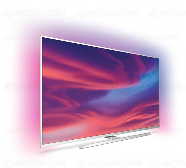 Bon plan 2020, TV LED Ambilight Philips The One 65PUS7354 à 899 € soit 31% ou 400 € de remise