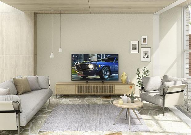 TV LED Ultra HD 4K Panasonic HX800 : 40'', 50'', 58'' et 65'' annoncés