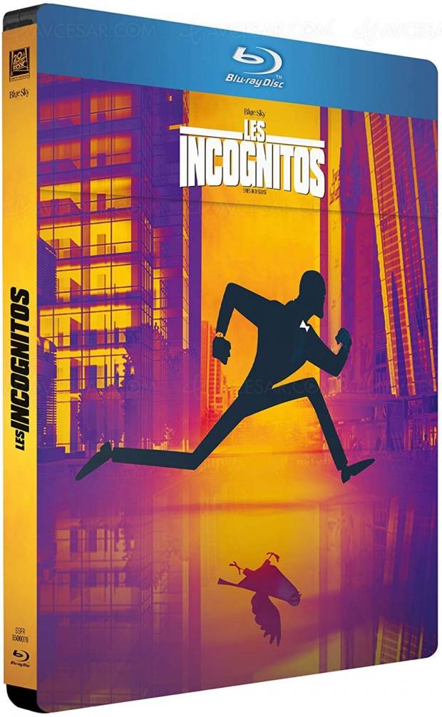 Les Incognitos: la parodie animée de James Bond sort le 29avril