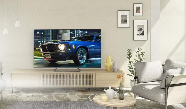 TV LED Ultra HD 4K Panasonic HX810 : 40'', 50'', 58'' et 65'' annoncés, bis