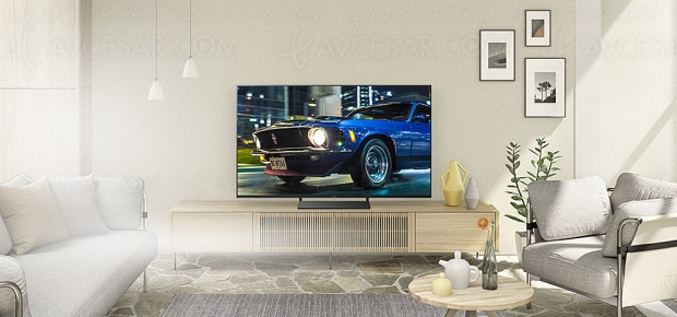 TV LED Ultra HD 4K Panasonic HX820 : 40'', 50'', 58'' et 65'' annoncés, ter