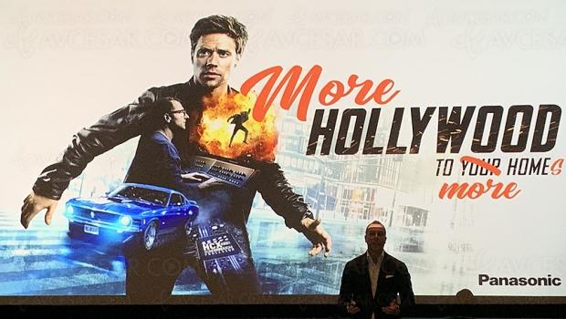 TV Oled et lecteur 4K Ultra HD Blu‑Ray Panasonic 2020, pas de 77'' ni de nouvelles platines au menu