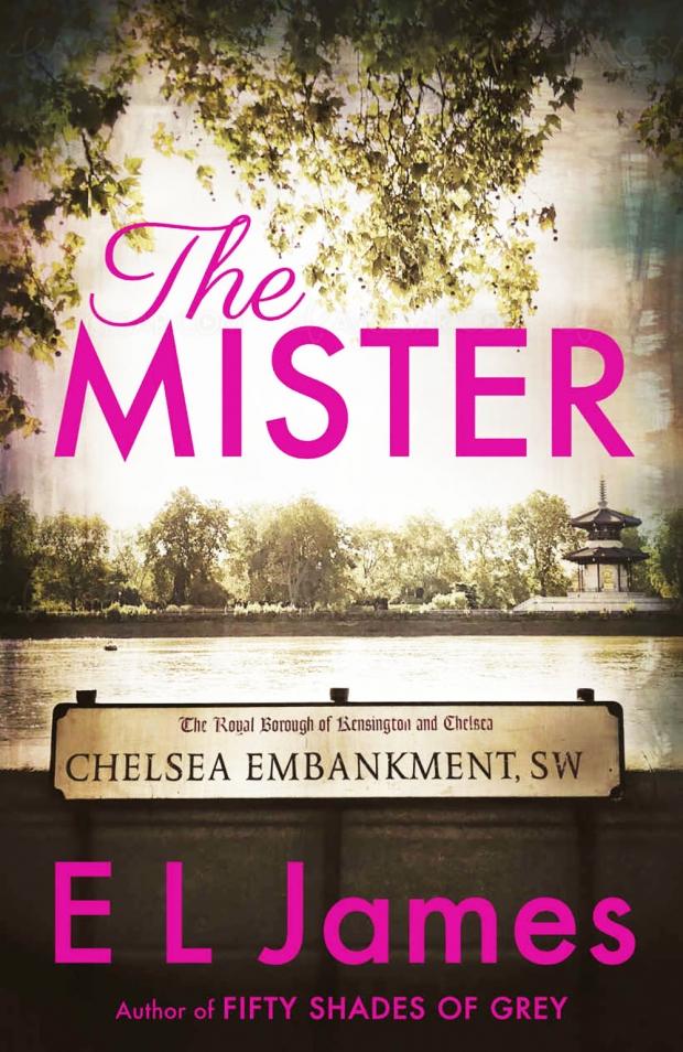 The Mister, un autre roman de l'auteur de la saga Cinquante nuances confirmé au cinéma