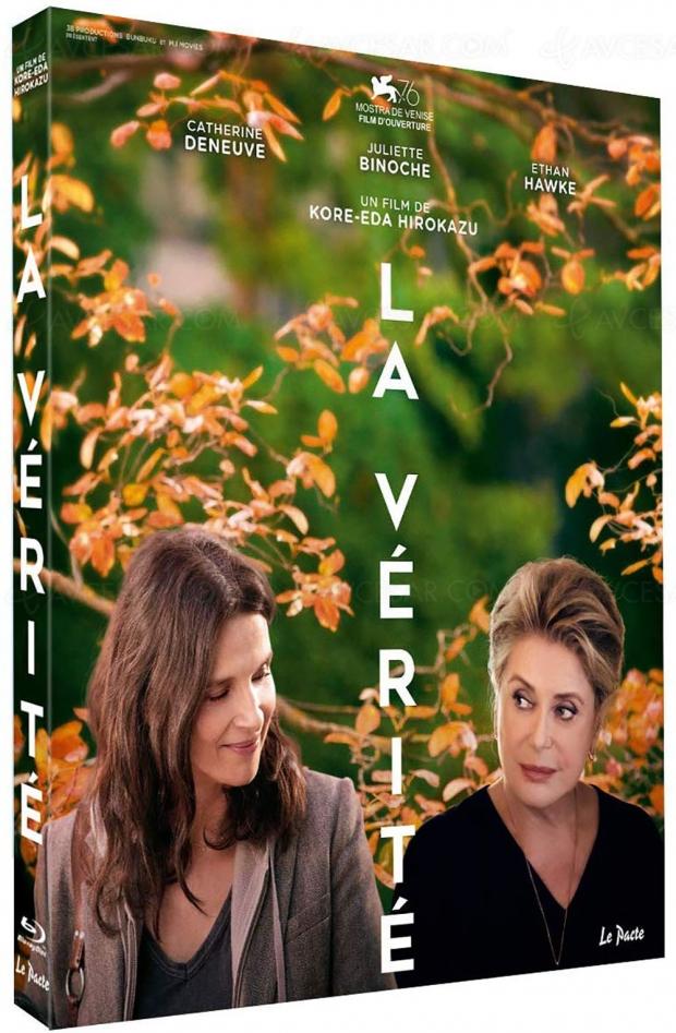 Kore-Eda s'essaie au cinéma français avec La vérité