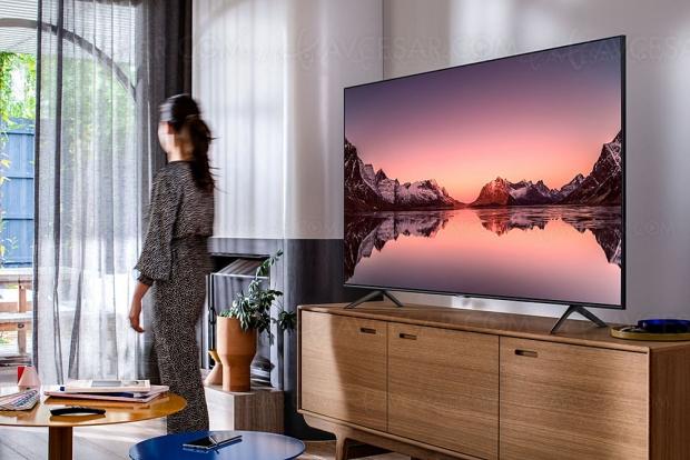 TV QLED Ultra HD/4K Samsung Q60T, mise à jour spécifications et prix indicatifs
