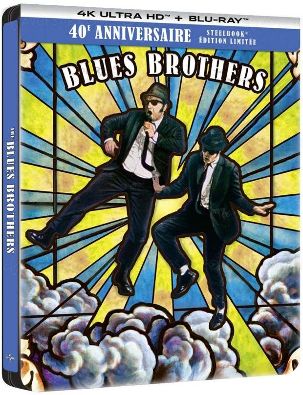 Blues Brothers 4K Ultra HD : « Everybody Needs Somebodyyyyyy »