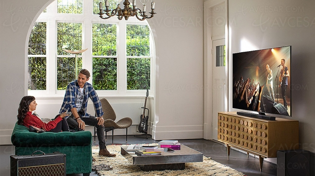 TV QLED Ultra HD 4K Samsung Q80T : mise à jour spécifications techniques et prix indicatifs