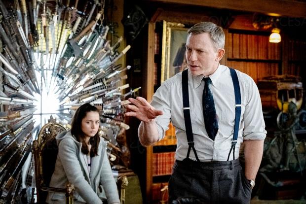 Daniel Craig dans la suite de À couteaux tirés