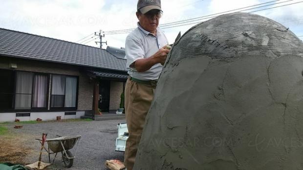 L'arrêt de bus de Totoro, pour de vrai ! (au Japon)