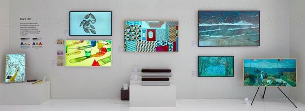 TV QLED Ultra HD/4K Samsung The Frame, mise à jour spécifications et prix indicatifs