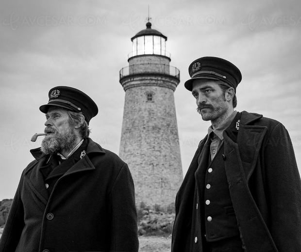 The Lighthouse : le thriller horrifique hors norme avec Robert Pattinson et Willem Dafoe