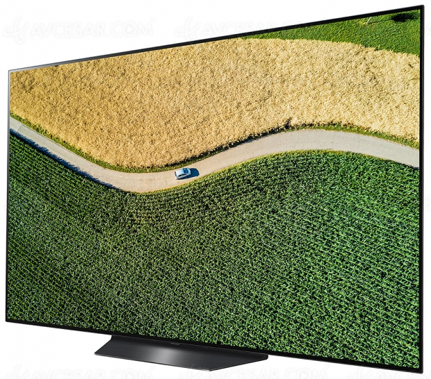 Solde imbattable CDiscount : TV Oled Ultra HD/4K LG OLED55B9 à 1 099,99 €
