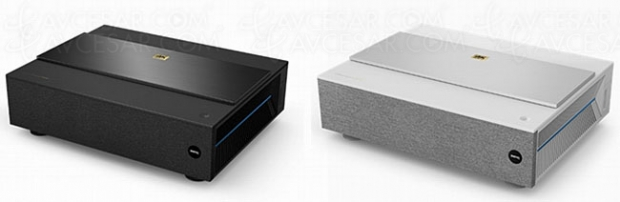 Laser TV BenQ V6000/V6100 : vidéoprojecteur 4K DLP laser ultracourte focale 80''/100'', HDR10, 98% DCI‑P3, 3 000 lumens…