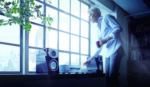 Yamaha NP-S303, nouveau lecteur réseau MusicCast