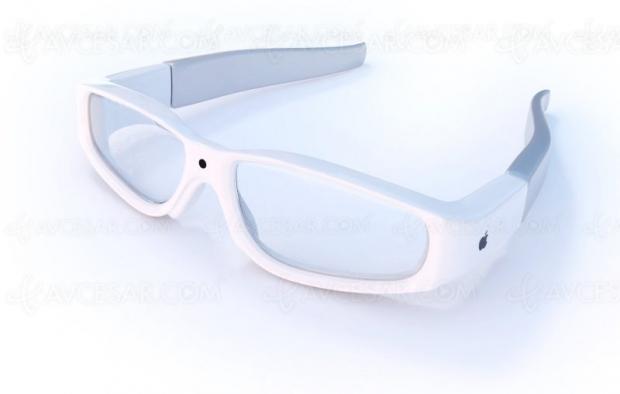 Nouveaux détails Apple Glass (brevets)