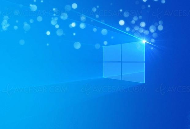 Un milliard de machines équipées Windows 10