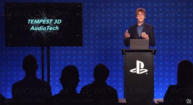 PlayStation 5 : spécifications officielles, 10,3 TFlops et Tempest 3D, dévoilées par Sony