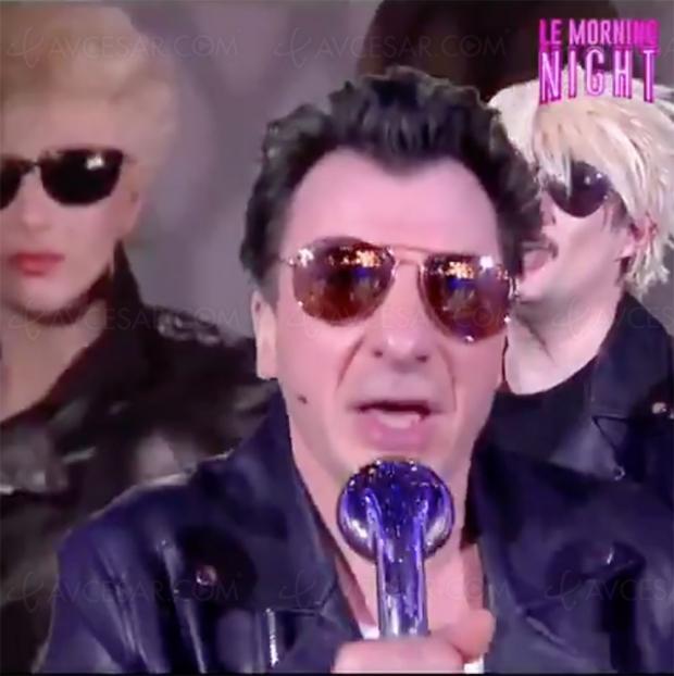 Depeche Mode, les Rita Mitsouko, Mickaël Youn reprend les « tubes du grenier » dans Morning Night