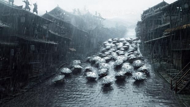 VOD/achat digital : Zhang Yimou revient au film de sabre avec Shadow