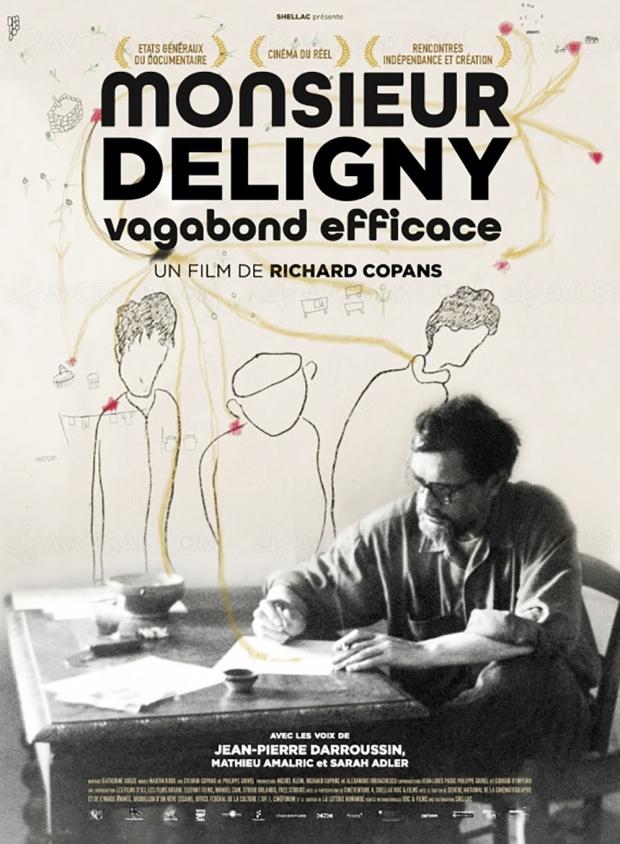 Gros plan sur Fernand Deligny, éducateur et cinéaste auprès d'enfants autistes